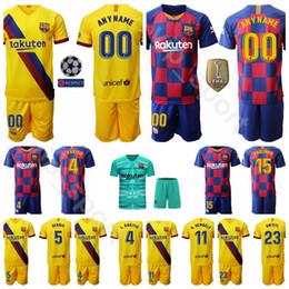 футбол лионель месси Скидка Футбол 2019 2020 года 17 Джерси Антуана Гризманна, набор для мужчин