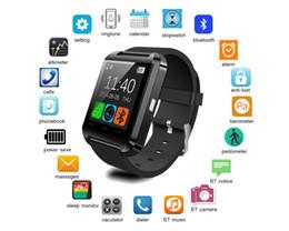2019 новые умные часы u8 Новые умные часы с Bluetooth U8 для iPhone IOS Android часы умного использования портативного устройства ПК GT08 DZ09 дешево новые умные часы u8