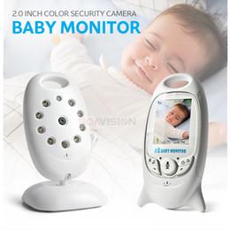 Canada Voiture DVR VB601 Baby Monitor Conduite Enregistreur 2.0 Pouce LCD Écran Dash Cam IR Vision Nocturne Température Caméra de Sécurité 8 Berceuses supplier security lcd monitors Offre