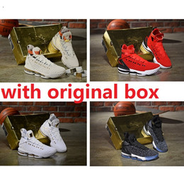 31f939236b2a What the Lebrons 16 XVI Mens basketball shoes for sale HFR MVP Christmas  BHM Oreo women kids boys boots sneakers with size 7-12