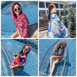 2019 fotos de toalhas 3 Novo estilo étnico de algodão e lenços de linho toalha de praia das mulheres toalha de praia viagem foto férias protetor solar xale fotos de toalhas barato