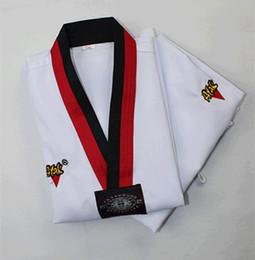 enfants d'arts martiaux Promotion ATAK New KIDS enfants uniformes étudiants taekwondo taekwondos taekwondos vêtements ensembles de formation de karaté