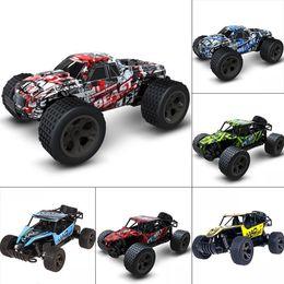 Nova 2.4G Rock Crawlers Dirigindo Modelo de Carro de Controle Remoto Off Road Veículo Brinquedo Nova Moda Condução RC Carros Brinquedo de
