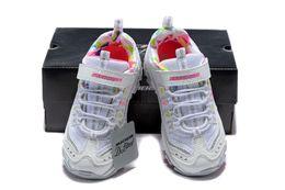 Primavera Nuevo patrón Moda para niños Alto acolchado de algodón Edición coreana Zapatos con cordones casuales desde fabricantes