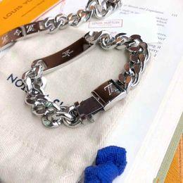 2019 braceletes indianos do dedo Pulseiras de cadeia do aço homens mulheres Titanium Louis pulseira designer de moda pulseira prata ouro presente do amante de jóias de luxo (sem caixa)