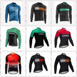 Jersey longo orbea on-line-Orbea ciclismo mangas compridas jersey chegadas roupas de bicicleta várias opções de corrida homens pro respirável bicicleta 517060