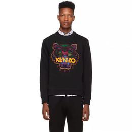 hoodie do estilo do assassino dos homens Desconto Marca hoodies camisolas Homens Tiger Chefe Bordados de luxo Hoodie Mulheres Designer Hoodies Streetwear pulôver vestuário B100330K