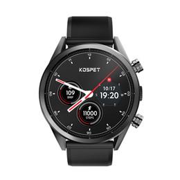 "Часы 4g водонепроницаемые онлайн-KOSPET Hope Lite Android7.1.1 1GB+16GB Dual 4G 1.39"" AMOLED WIFI/GPS/GLONASS 8.0MP IP67 Waterproof MTK6739 Smart Watch Phone"