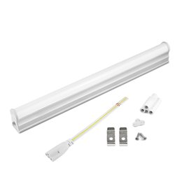 Tubo t5 6w online-5 Tubo de LED 10W 6W Bajo luces del gabinete 600MM 300MM 220 V 230 V 240 V CA T5 tubo de bolas Iluminación de la decoración principal del armario de la cocina LED