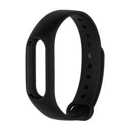 Renkli bir - Xiaomi Mi 2 Band Yedek Kayış Bileklik Watchband Yumuşak TPU İzle Band Akıllı İzle Aksesuarları nereden hayvan telefon tutucuları tedarikçiler