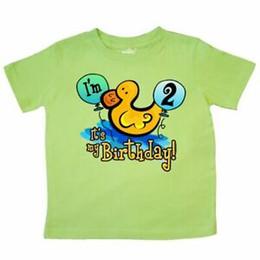 Xl воздушные шары онлайн-Inktastic DuSummery Футболка для 2-го дня рождения для малышей DuSummer Balloons Cartoon Pond Second