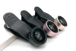 Lente da câmera do telefone externo on-line-Lente universal do telefone móvel HD 180 graus divertido lente olho de telefone fisheye Universal externo lente do telefone da câmera