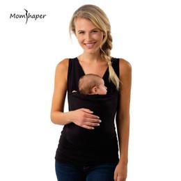 2019 vestiti per l'allattamento Abbigliamento da allattamento Maglietta Allattamento Allattamento Abbigliamento Per le donne incinte Canotta da maternità Abbigliamento da neonato Reggiseno Y19052003 sconti vestiti per l'allattamento