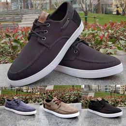 f3745aa96d 2019 nova Moda Masculina Sapatos de Lona Tendência Sapatos Casuais Lace-Up  Casual Europa moda Qualidade Garantida Venda Quente moda sapatos europa  barato
