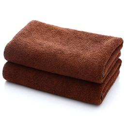 Limpieza de muebles de microfibra online-Toalla absorbente Reutilizable Alta absorbente Suave microfibra Toalla de baño Paño de limpieza Paño de cocina Trapo de cocina para muebles