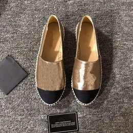 Scarpe da espadrillas di alta qualità nero in pelle di agnello punta a spillo appartamenti in pelle donna signore in vera pelle scarpe firmate yy19051901 supplier genuine lambskin leather da cuoio genuino di agnello fornitori