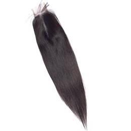 Вьетнамский шнурок онлайн-Virgin вьетнамские волосы кружева закрытие 2x6 объемная волна прямо лучшие 100% реальные натуральные продукты человеческих волос полная кутикула для женщин Женский 1 шт