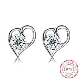 novos modelos de anéis para homens Desconto Nova Chegada Atacado 925 Sterling Silver Earrings Mulheres acessórios de design Venda Quente iced out Stud anel de orelha para homens lady love