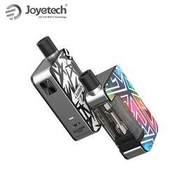 Canada 100% Authentique Joyetech Exceed Grip Starter Kit Cartouche de Pod de 4,5 ml Boîte 1000mAh Encastrée Mod Vape de cigarette électronique Offre