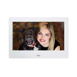 Видео рекламный персональный подарок электронная фоторамка от Поставщики фоторамка белый экран