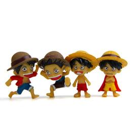 freie Verschiffengroßverkauf-Tätigkeitsabbildung luffy Minispielzeug EINTEILIGE Förderungsgeschenkspielwaren für Jungen von Fabrikanten