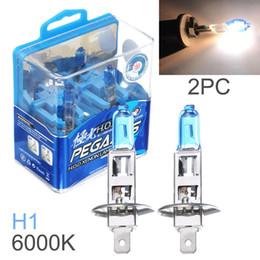 2Pc Bulb H11 100Watt 5000K Halogen Xenon Headlight Low Beam K2 Super White Light