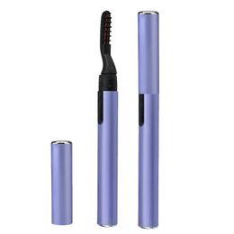 Beleza Elétrica Aquecida Curvex Caneta Maquiagem Cosméticos Perfeito Big Eyes Removedor Clipe Sobrancelha Eye Lashes Pinças para As Mulheres de
