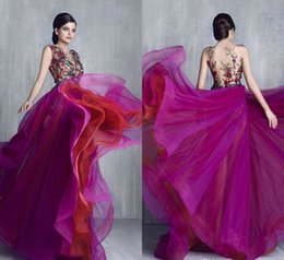 97fc6c3b61a ivory lace maternity maxi dress Coupons - Tony Chaaya 2019 Arabic Evening  Dresses Long Lace Flower