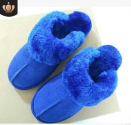 mulheres da forma botas de couro Desconto 2019 Hot comprar botas de moda promoção clássico australiano WGG 5125 Botas Chinelos de algodão quente homens e Mulheres Chinelos de Couro Botas de Neve Baotou