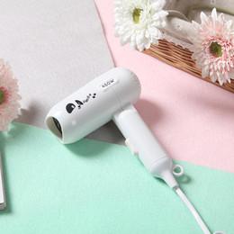 Asciugacapelli pieghevole per piccoli elettrodomestici portatile mini asciugacapelli portatile dormitorio per studenti piccoli elettrodomestici Spedizione gratuita da
