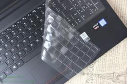 lenovo ideapad s Desconto Para lenovo ideapad 510 ideapad 110-15 310 s 15.6 polegada teclado protetor de pele capa protetora da pele ultra fino macio tpu
