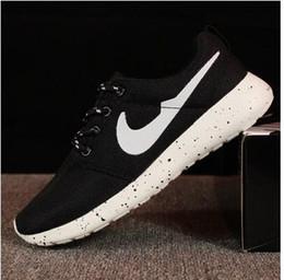 Sapatas running coreanas do homem on-line-2018 primavera e no verão das mulheres dos homens sapatos casuais sapatos de malha respirável, tênis coreano moda adolescente tênis tamanho 36-44