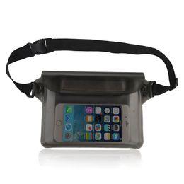 Водонепроницаемый Мешок Три Слоя Seal Up Touchable Экран Внешний Карманный Дрифт Песчаный Пляж Чехол для Мобильного Телефона Завод Прямых Продаж 6tx p1 от