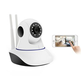 2019 lautsprecher optisch 1080P 720P Wireless IP Kamera Nachtsicht Baby Monitor Home Security CCTV Wifi Kamera