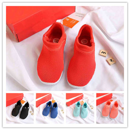 323d851947d4b 2019 nouvelles chaussures élégantes enfants 2019 nouveau style mode  exercice chaussures de course Net surface loisirs