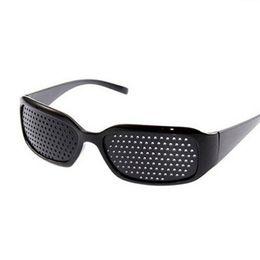 pinhole sonnenbrille Rabatt Fashion Pinhole Sonnenbrillen Sport-Sonnenbrillen schützen die Augen Retro-Designer klassische Outdoor-Brillen Oculos de Sol
