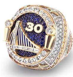 warrior ring Desconto Atacado novo 2019 2018 GoldenState Warriors Championship Ring Festival Presente Comemorativo