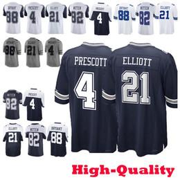03bb95bdbae amari cooper Promo Codes - New arrival jersey Cowboys Dallas jersey 21  Ezekiel Elliott 55 Leighton