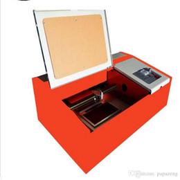 piccolo taglio laser Sconti Macchina per incisione con incisione USB all'ingrosso per incisione artigianale Macchina per incisione con disegno 3020 piccola macchina laser