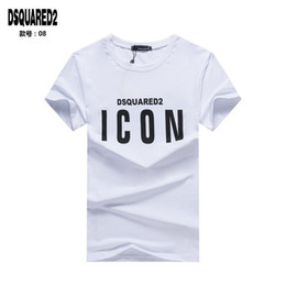 original t shirts designs Promo Codes - 19ss Men T Shirts Summer New Fashion T-shirts Pure Cotton Short Sleeve T-shirt Original Design 3019# RRER952120