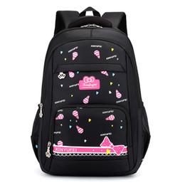 Sacos de Escola para crianças Meninas Mochila Primária Crianças escola Ortopédica backpcak princesa schoolbags crianças mochilas escolar infantil cheap backpack kids princess de Fornecedores de mochila crianças princesa