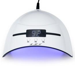 microfone usb Desconto 36 W Prego Secador LED Lâmpada UV Micro USB Prego para Lâmpadas de Cura LEVOU Construtor Gel 3 Modo Cronometrado com Sensor Automático de Unhas Secadoras