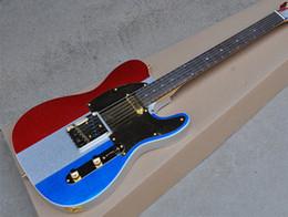 2019 12 cordas mão esquerda Venda quente de Alta Qualidade 3 Cores Metálicas Custom Shop Rosewood Fingerboard Basswood Padrão Do Corpo 6 Cordas Guitarra Elétrica de Ouro hardware