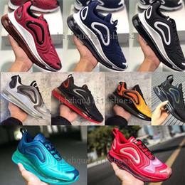 Zapatillas de correr ligeras online-720   Top Quality Fly Racer zapatillas para hombres de las mujeres, zapatillas de deporte atléticas respirables ligeras Eur 36-44
