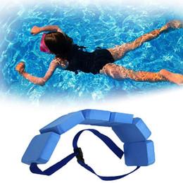 Natação ajuda crianças on-line-Crianças Estudante Adulto Mar Piscina Natação Treinamento Auxiliar Flutuador Espuma Cinto