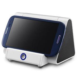 tour bluetooth Rabatt Neuer Bluetooth-Lautsprecher Bester kabelloser HiFi-Lautsprecherverstärker mit bestem Core für Tourguide mit Smartphone-Halter mit Kleinverpackung