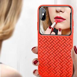 2019 melhor celular lg Melhor venda de produtos caso do telefone móvel tpu telefone de vidro case para iphone 6 s espelho caso de telefone de vidro melhor celular lg barato