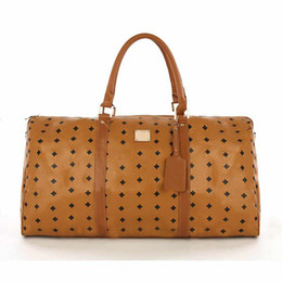 Wholesale Handbags - designer handbags luxury famous brand travel duffle bags totes clutch bag big capacity good quality PU leather 2018 New fashion