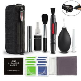 Reinigungsausrüstung Professional Camera Cleaning Kit Set für DSLR-Kameras Canon Nikon Pentax Sony von Fabrikanten