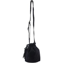 quasten-eimer tasche blau Rabatt Handtaschen Damentasche Messenger Bags Neu Handtasche Quaste Eimer Schulter Handtaschen Crossbody, blau